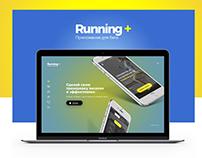 Running+ app