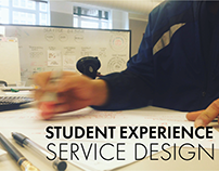 Student Experience at College - Service Design | 2016