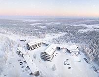 Pyhä ski resort