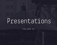 Presentation Design | Volume 01