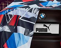 SS21 BMW Motorsport Apparel Collection for PUMA SE