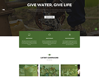 Hugs - Charity/Non-profit Organization WordPress Theme