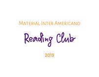 Divulgação Reading Club