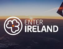 Brand Development - Enter Ireland