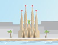 Barcelona - San Juan