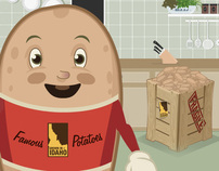 Idaho Potato Commission Harvest Story