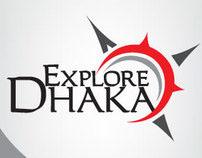 Explore Dhaka (Android App UI)