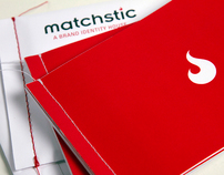 Matchstic: A Brand Identity House