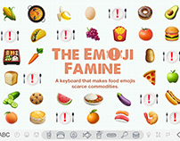 The Emoji Famine