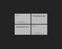 Prodecks Branding