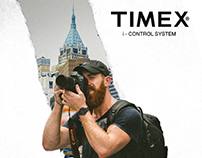Ad Design / Timex
