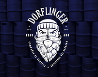 Dorflinger Craft Beer - Branding