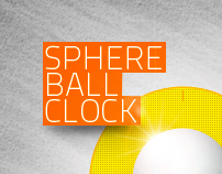 Sphere Ball Clock - WIP
