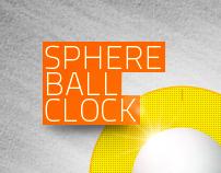 Sphere Ball Clock - WIP