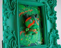 Kamo Chameleon Frames