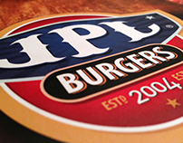 JPL Burgers - Logo redesign