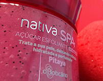 nativa SPA - Type Design & Logo redesign