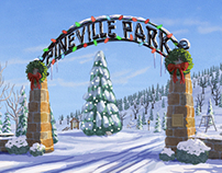 "Hallmark Channel's ""Jingle and Bell"""