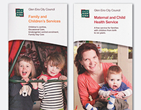 Children's Services Brochures