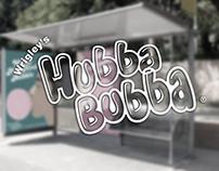 Wrigley's Hubba Bubba!