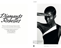 Diamants Rebelles, FASHIZBLACK Magazine