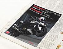 Ducati Philippines (Intern Works)