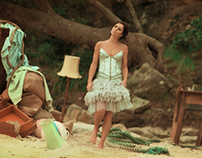 """Music Video for Kasey Chambers """"Surrender"""""""