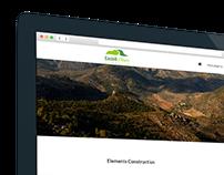 Web Fundació Castell d'Alaró