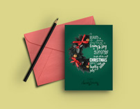 Magic Christmas Greeting Cards