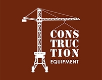 29 vector silhouettes of construction equipment