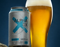 Old Ox Brewery Alpha Ox photoshoot