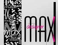 max designer