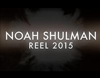 Noah Shulman Commercial Reel 2015
