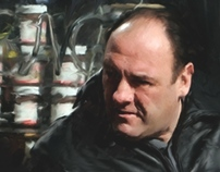 The Sopranos - James Gandolfini Tribute