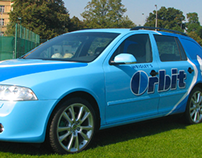 Wrigley´s Orbit Car design