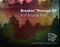 Koil & Lady EMZ – Breakin' Through EP