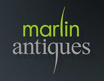 Marlin Antiques – Logo Design