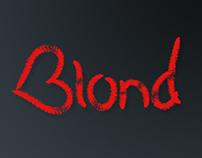 Blond – Logo Design