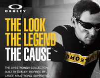 Oakley LIVESTRONG Experience