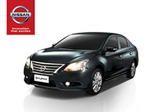 [PH] Nissan Sylphy Lightbox Ad