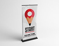 Salem Tube START Program Branding