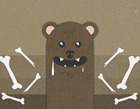 °Camping & Bear°