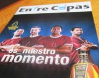 """Relanzamiento del Newsletter """"Entre Copas"""""""