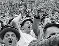 Website for Cartier Bresson