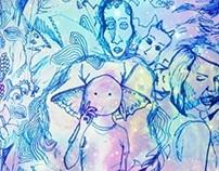 Doodle doodle doodle some doodles