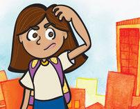 O que Nina vai aprontar? | Livro Infantil
