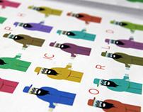 GRAPHIC DESIGN AND ILLUSTRATION ALL AROUND THE WORLD