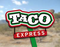 TACO Express // Lieferdienst
