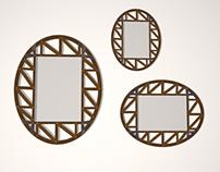 CAD Models: Furniture & Home Decor
