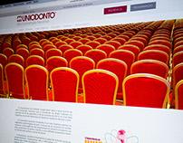 Hotsite da XXV Convenção Nacional Uniodonto